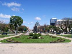 Legislative Buildings Grounds