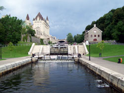 The Ottawa Locks