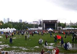 A Very Muddy Park