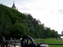 Parliament Hill From The Locks