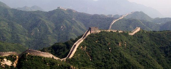 长城 - The Great Wall