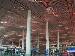 The New Aiport Terminal