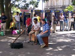 Street Music, San Jose - Costa Rica