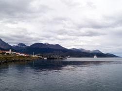 Ushuaia´s Harbor