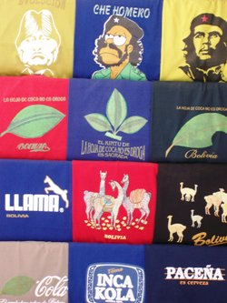 Bolivian Teeshirts