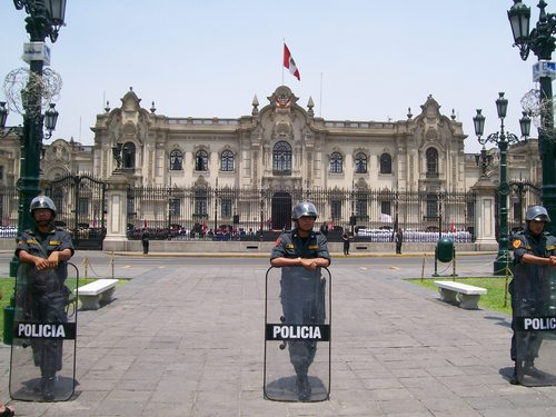 Guarding The Government