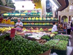 Fresh Fruits And Veggies