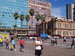 Feng At The Mercado Central