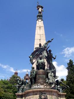 Downtown Porto Alegre