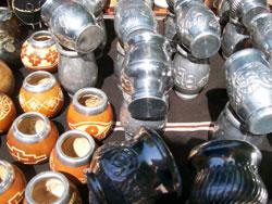 Mate De Coca Cups, Buenos Aires, Argentina