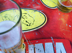 Brahma Beer, Santiago, Chile