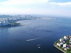 Botafogo And Flamengo Bay