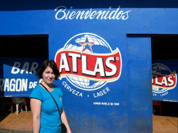 Atlas Beer, David, Panama