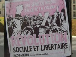 Revolution Sticker, Nantes
