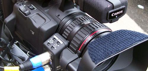 The Camera...