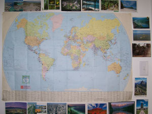 Our World Map