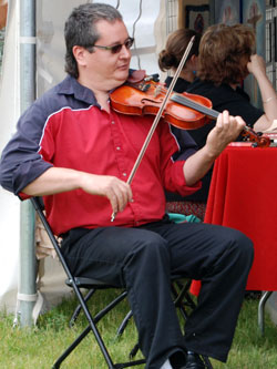 Violon Player