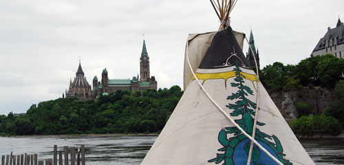 National Aboriginal Day on Victoria Island, Ottawa