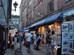 Artists Street