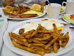North American Breakfast