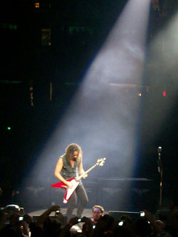 Metallica Concert In Ottawa