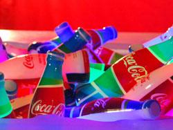 Funky Coke Bottles