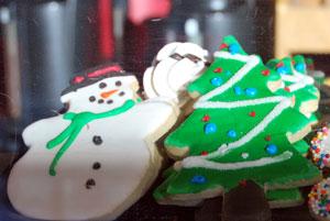 Holidays Cookies at the Byward Market