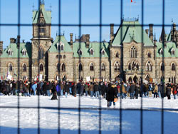 Rally And The East Block