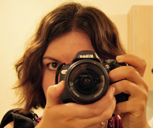 Self Portrait in London, 2010
