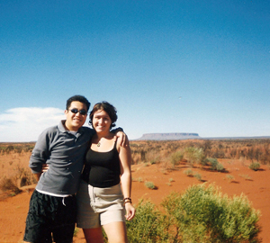 Somewhere in the Outback, Australia, Spring 2003