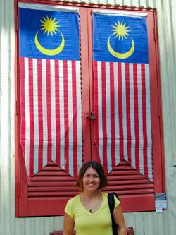 In Malaysia!