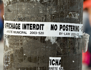 Watch These Suspicious Job Posters!