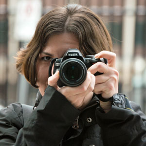Self Portrait, Ottawa, Spring 2011