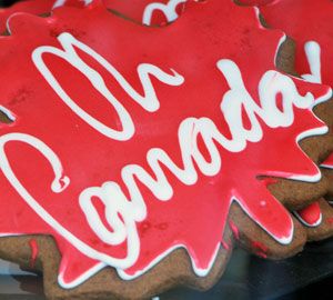 Oh Canada Cookies, Byward Market, Ottawa