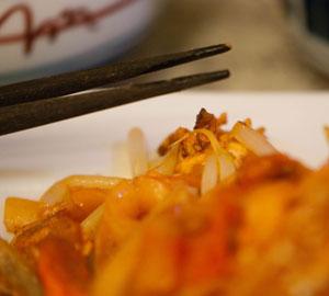 Pad Thai Noodles at Taste Fusion+Ramen