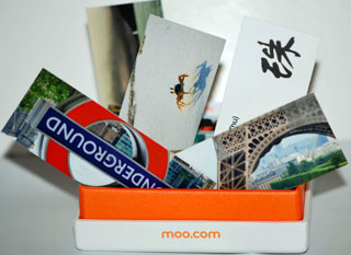 My Latest Batch of MiniCards, Ottawa, November 2011