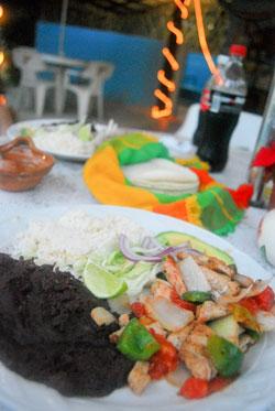 Comida Tipíca in Mexico