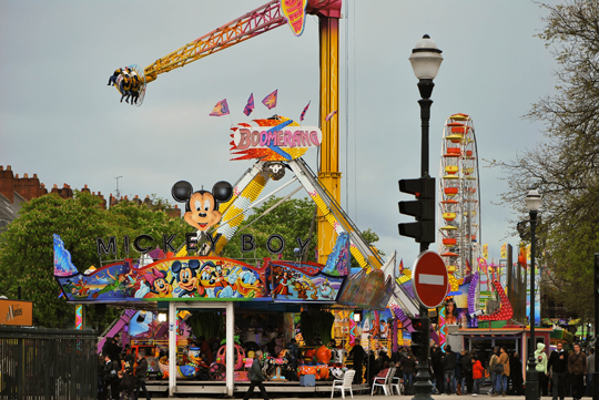 The Fun Fair