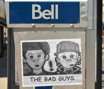 The Bad Guys, Ottawa, May 2012