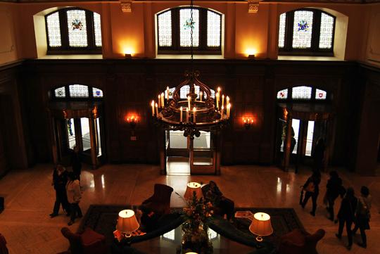 Château Laurier Main Lobby