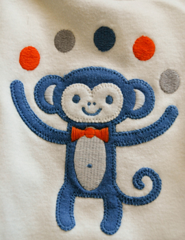 Silly Monkey, Baby Clothes, Ottawa, September 2012