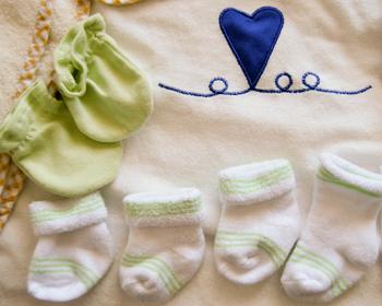 Baby Socks, Ottawa, September 2012