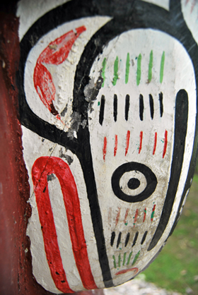 Totem, Ottawa, October 2012