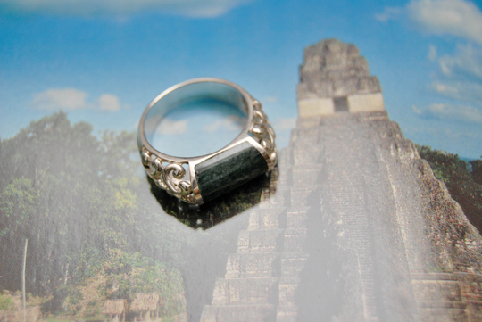 Ring and Postcard