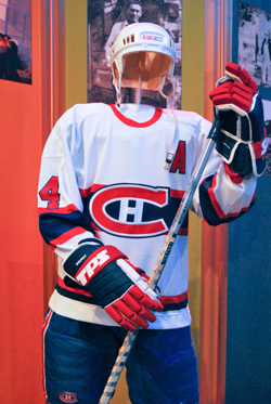 Montreal Canadiens Hockey Player