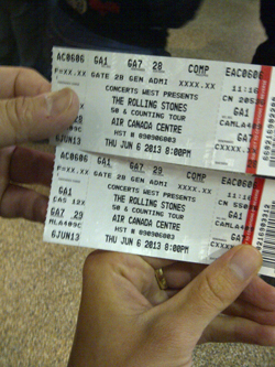 Best Tickets Ever!
