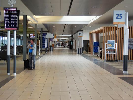 YOW Ottawa Airport