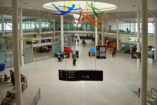 YYZ, Toronto Airport