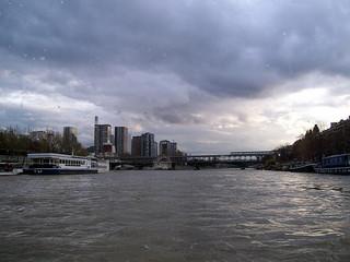 The Seine, Paris, 2008