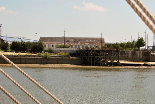 Former Shipyards